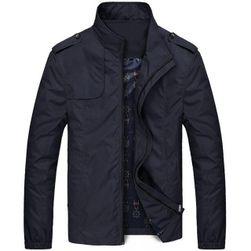 Мъжко яке Killian Черно - размер 7