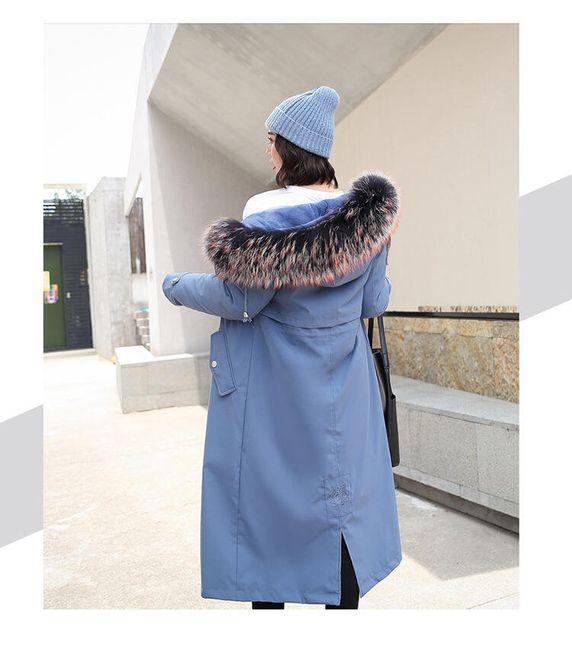 Női téli kabát Sparrow