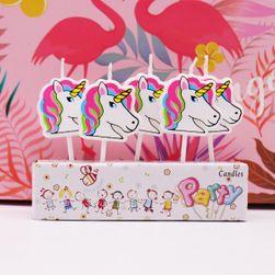 Lumânări de ziua de naștere Lexi