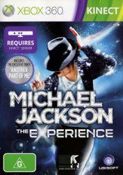 Igra (Xbox 360) Michael Jackson The Experience