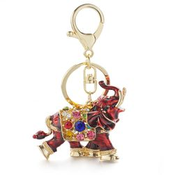 Kľúčenka - slon pre šťastie