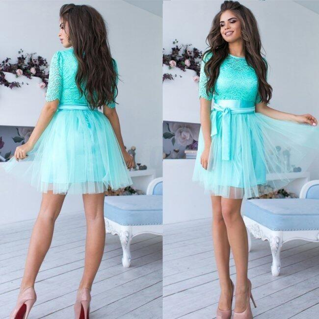 Дамска рокля Tarina 1