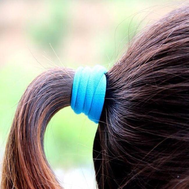 Gumičky do vlasů - 50 kusů 1