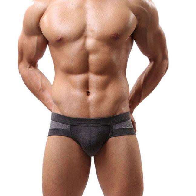 Pánské boxerky - 3 barvy, 3 velikosti 1