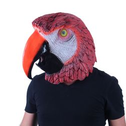 Maska pro dospělé papoušek RZ_206045