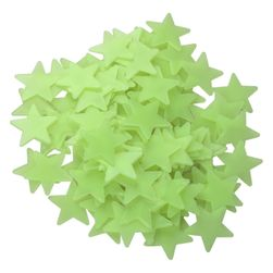 Svítící hvězdy na zeď
