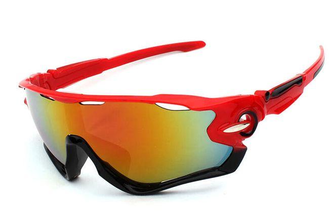 Cyklistické sportovní unisex brýle 1