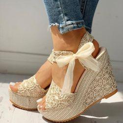 Buty na koturnie damskie Esmery