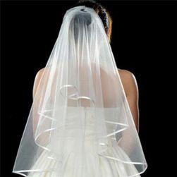 Závoj pro nevěsty - dvojitý
