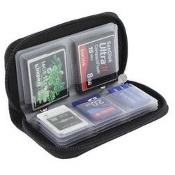 Zapínací pouzdro na paměťové karty