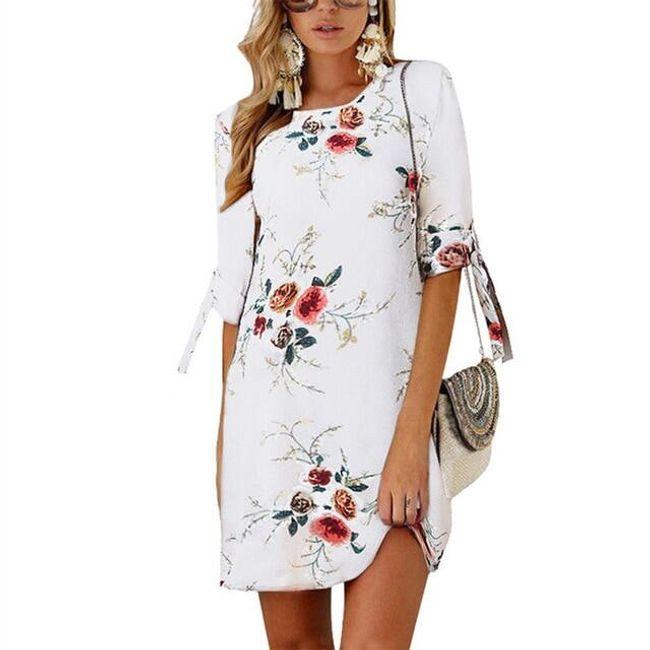 Plážové šaty BD27 1