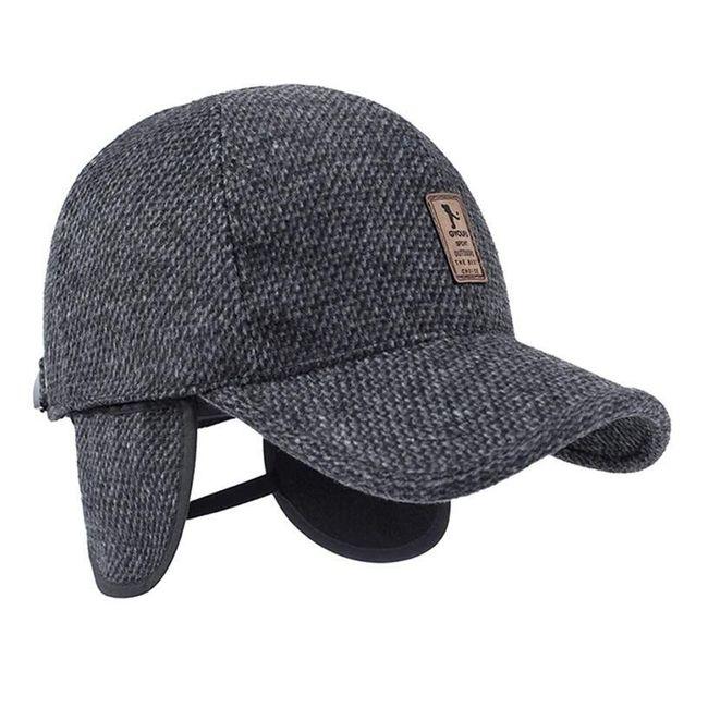 Muška zimska kapa Leroy 1