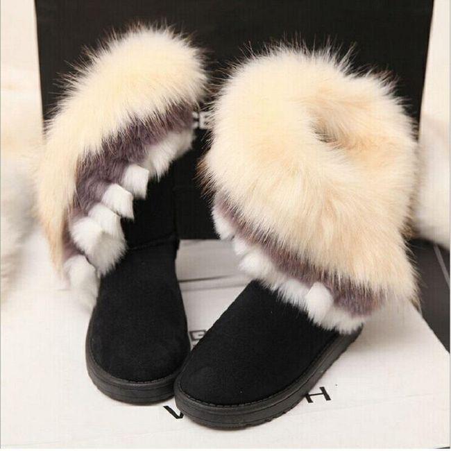 Dámské boty Mian 1