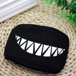 Маска для лица с зубами 2