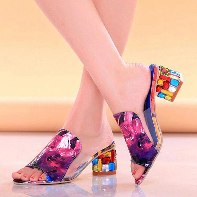 Ženske papuče Aubri 1