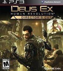 Gra  (PS3) Deus Ex: Human Revolution - Director's Cut