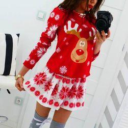 Damska sukienka bożonarodzeniowa Vanue