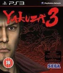 Igra (PS3) Yakuza 3