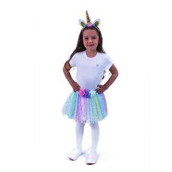 Costum pentru copii tutu fusta unicorn RZ_204355