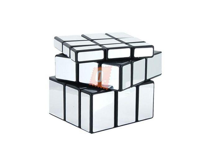 Rubikova kostka, 3 x 3 - nepravidelná, bílá 1