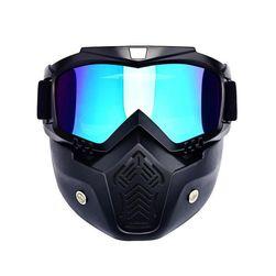 Lyžařské brýle s maskou LH03