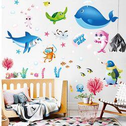 Настенные наклейки для детей B09513