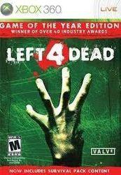 Joc (Xbox 360) Left 4 Dead