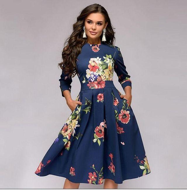 Dámské plus size šaty Rhea 1