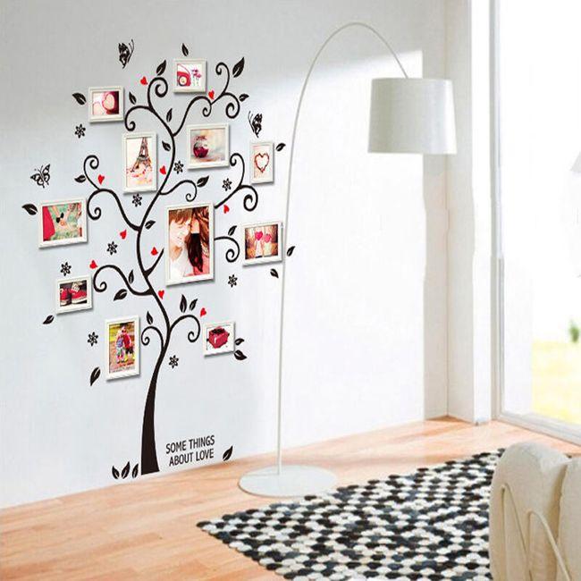Семейно дърво за фотографии - стикер 1