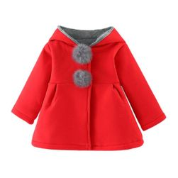 Dívčí kabátek Aubrie velikost 1