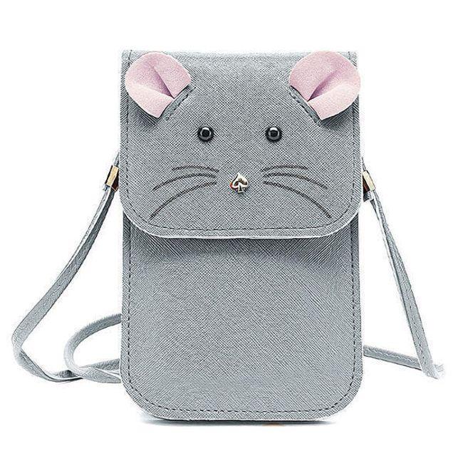 Мини-сумка с животными 1