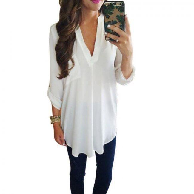 Дамска блуза Abrianna 1