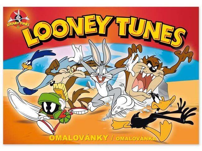 Carte de colorat - Looney Tunes 1