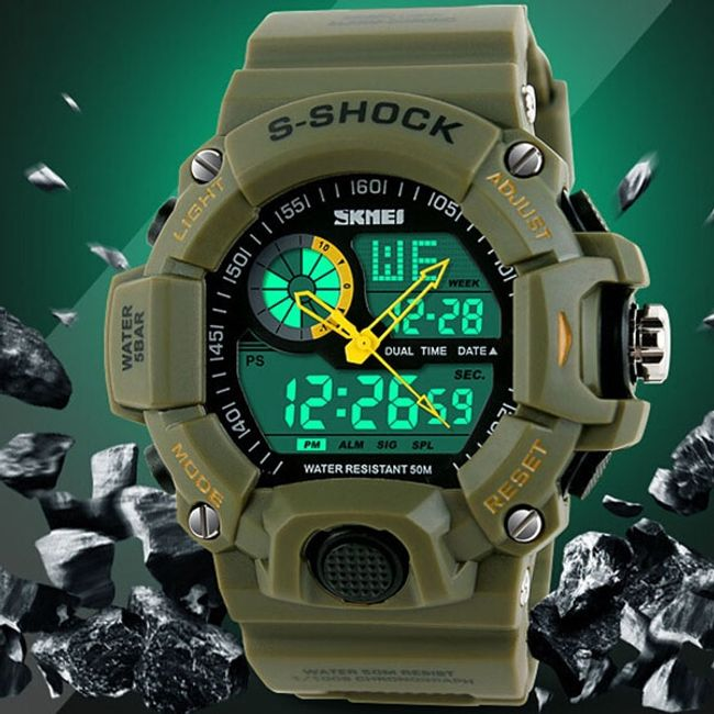 Muški sat S-SHOCK 1