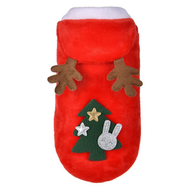 Božićna odeća za psića 1