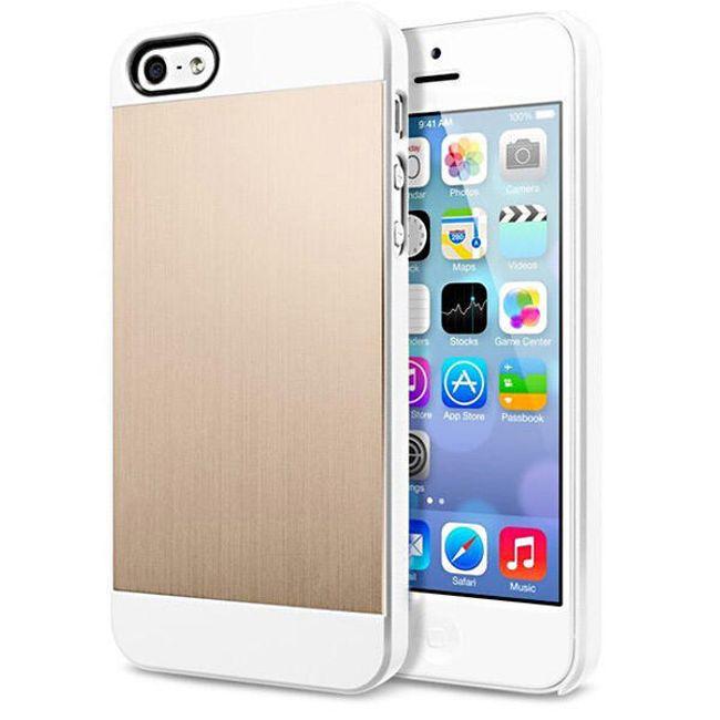 Ochranné pouzdro pro iPhone 5/5S - zlatá barva 1