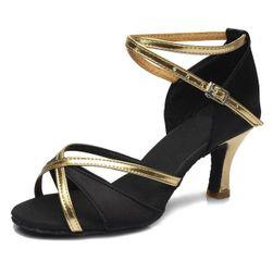 Обувки за танцуване- различни цветове - ПОДХОДЯЩИ САМО ЗА ИНТЕРИОР
