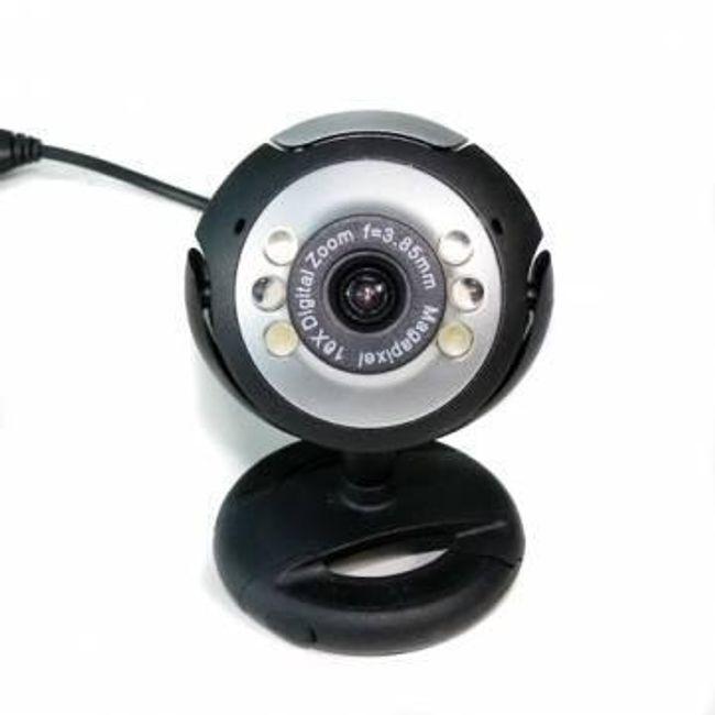 USB webkamera 12 MPix sa ugrađenim mikrofonom 1