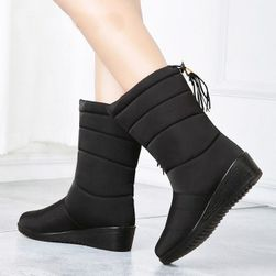 Дамски затоплени обувки Valeria