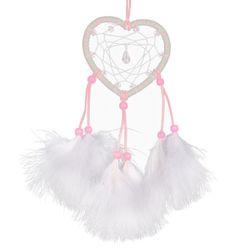 Prinzător de vise în formă de inimă