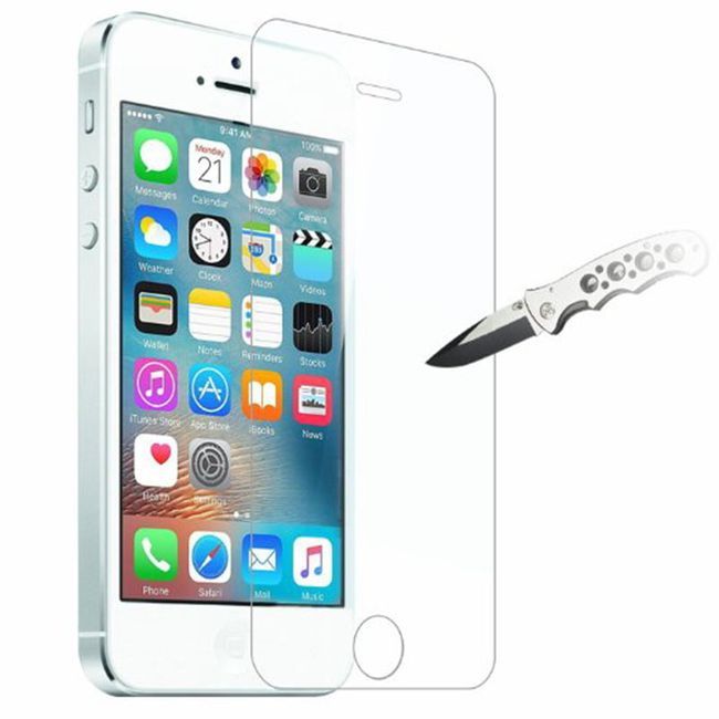 Защитное стекло для iPhone 5 / 5S / 5с / SE 1