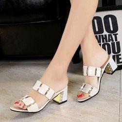 Dámské boty na podpatku Elettra velikost 36