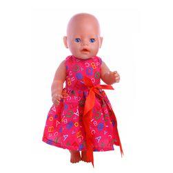 Костюми за бебета и кукли - 6 варианти