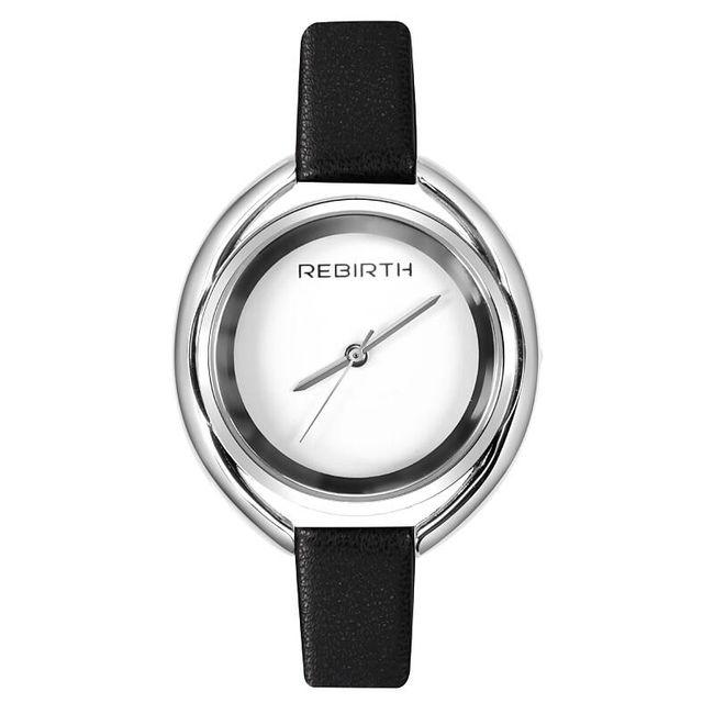 Dámské hodinky s tenkým páskem 1