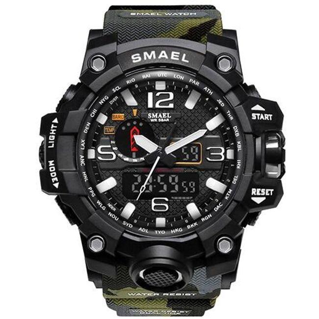 Pánské hodinky MW504 1