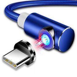 Магнитный зарядный USB-кабель NDU02
