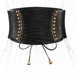 Curea în design corset