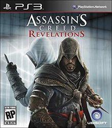 Játék (PS3) Assassin's Creed: Revelations