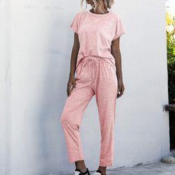 Женский комплект - брюки и топ Apo56