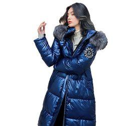 Dámská bunda s kožíškem Madelon